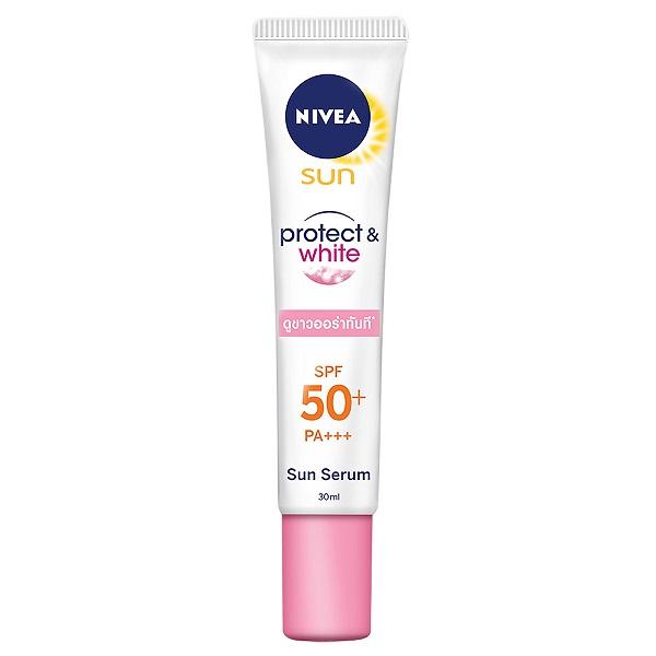 Nivia Whitening Sun Serum & UVA1 Protection