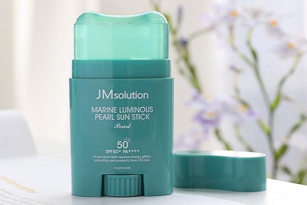Kem chống nắng dạng thỏi JM Solution Marine