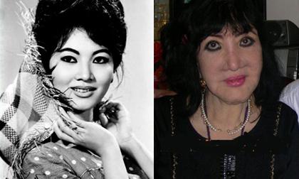Thẩm Thúy Hằng - người phụ nữ đẹp nhất Đông Dương một thời đã tự tay phá hủy nhan sắc vì phẫu thuật thẩm mỹ