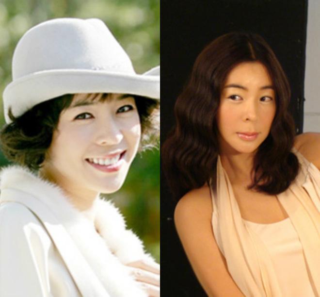 Lee Hye Young bị liệt vào danh sách những mỹ nhân dao kéo thất bại