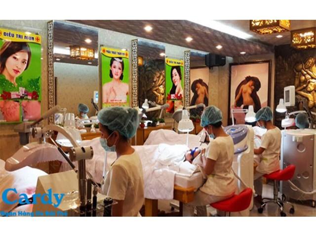 Trương Kiều Xuân là một trong những thẩm mỹ viện trị nám tốt nhất Đà Nẵng