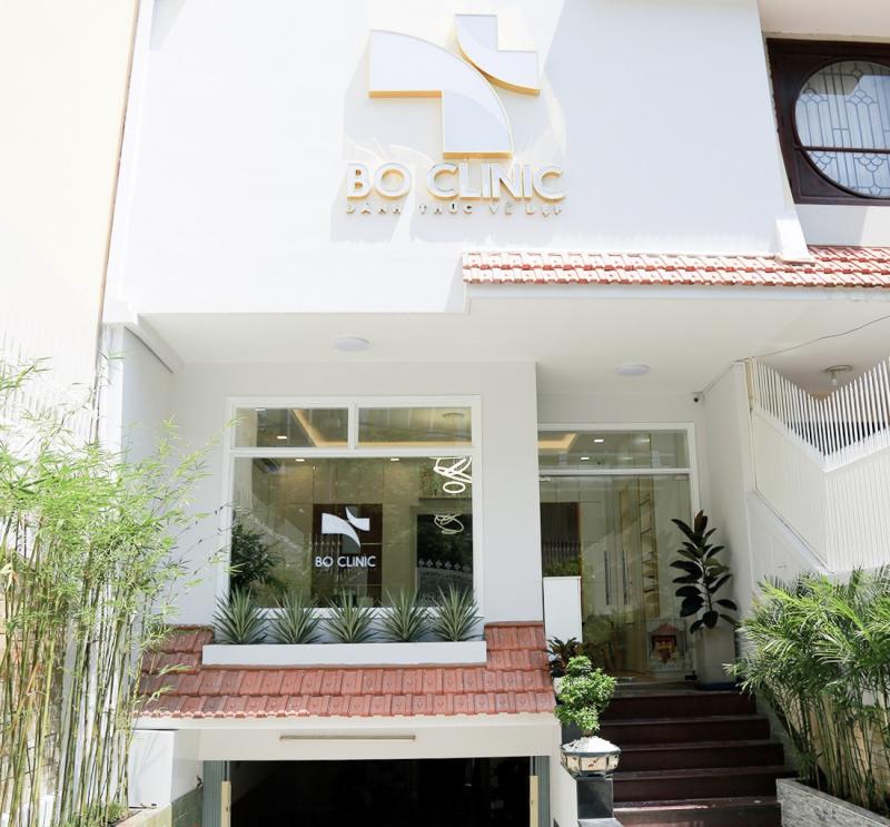Bo Clinic & Spa là spa trị sẹo uy tín ở Sài Gòn