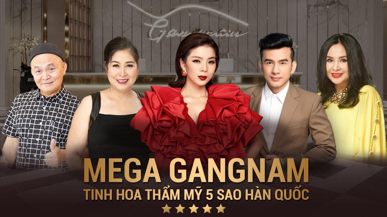 Thẩm mỹ viện giảm béo uy tín Mega Gangnam