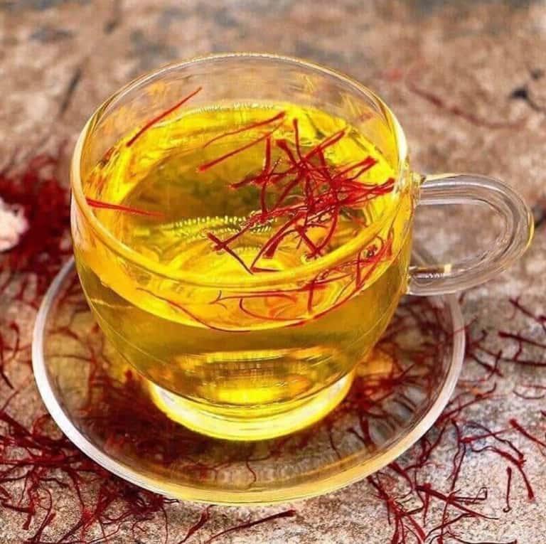 Saffron có tác dụng lớn trong đời sống sinh hoạt hàng ngày.
