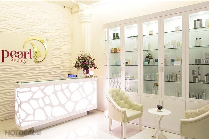 Thẩm mỹ viện Pearl Beauty & Clinic