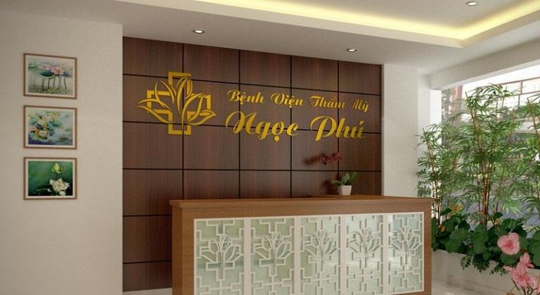 Thẩm mỹ viện quận 8 - bệnh viện thẩm mỹ Ngọc Phú