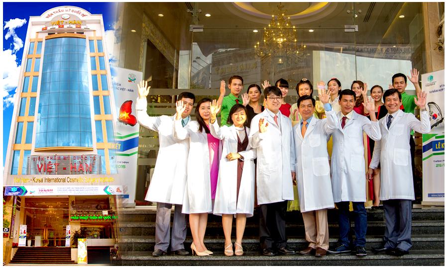 Thẩm mỹ viện Việt - Hàn