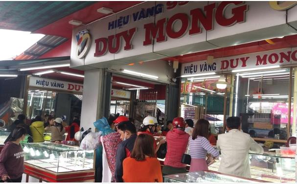 Tiem vang Duy Mong hue