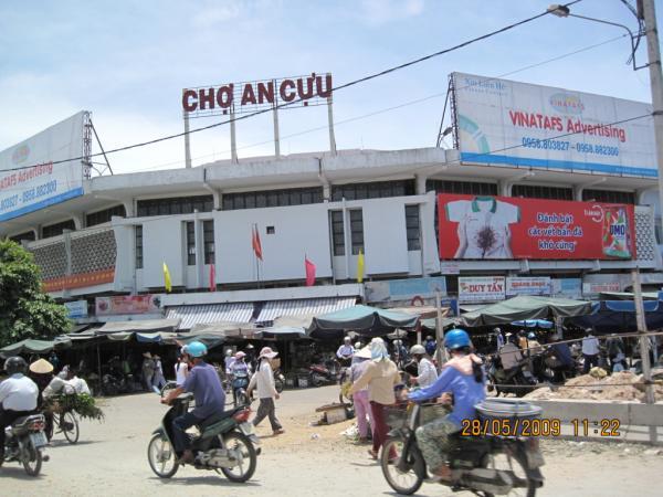 Cho An Cuu Hue