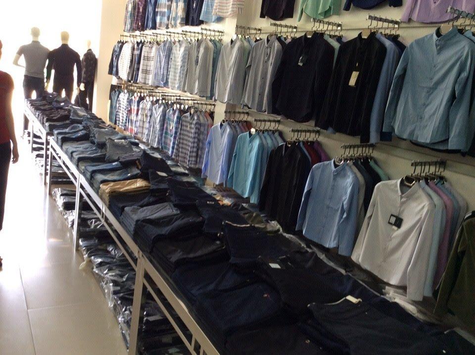 Shop thoi trang Sai Gon