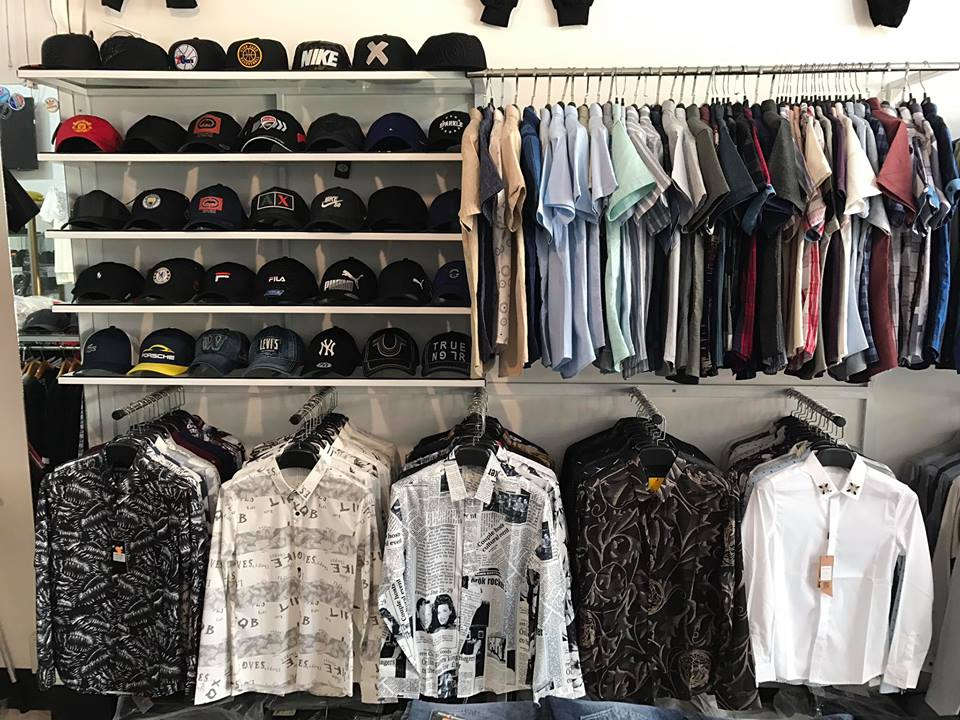Pi Fashion - shop thoi trang nam o Nha Trang