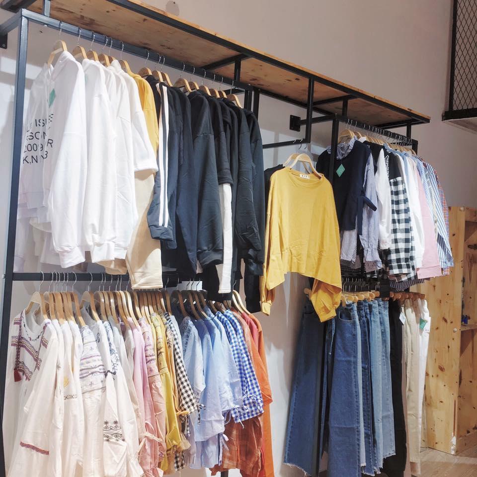Shop thoi trang dep Yofaso Hue