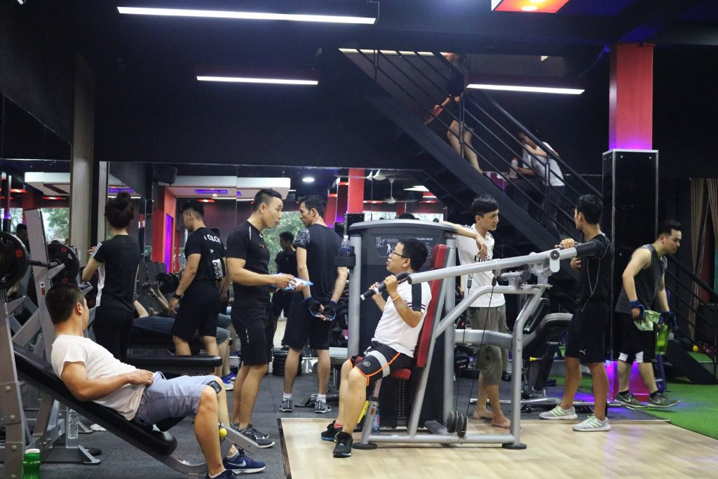 Olympic Fitness Center