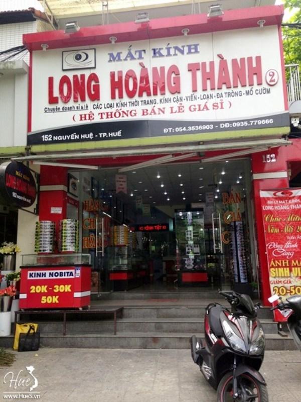 Mat kinh Long Hoang Thanh