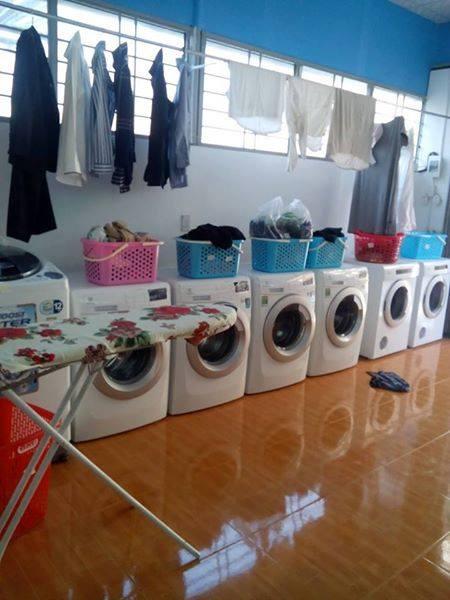 Home Laundromat - Mot cua hang giat say tu dong tien loi o Hue