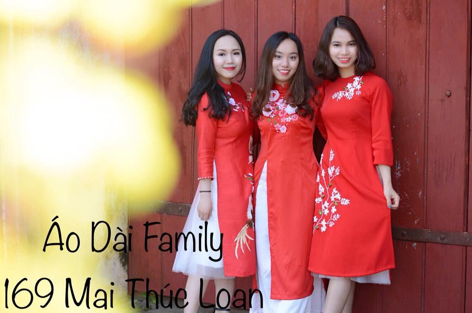 Ao dai Family