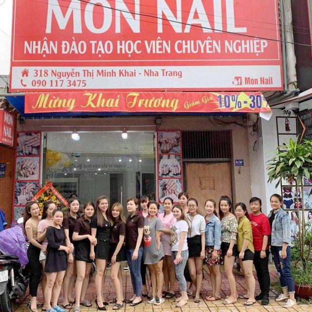 Review danh sách tiệm nail ở Nha Trang uy tín