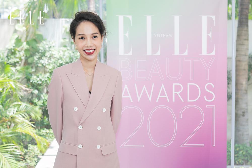 Ban cố vấn ELLE Beauty Awards 2021 - Biên tập viên Làm đẹp Nicky Khánh Ngọc