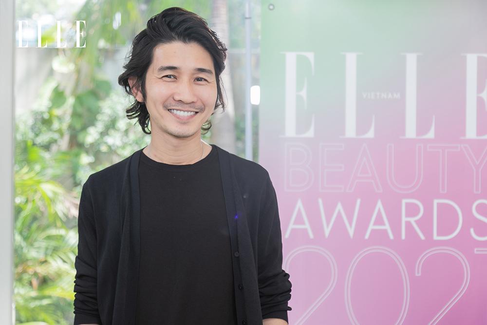 Ban cố vấn ELLE Beauty Awards 2021 - Chuyên gia trang điểm Tùng Châu