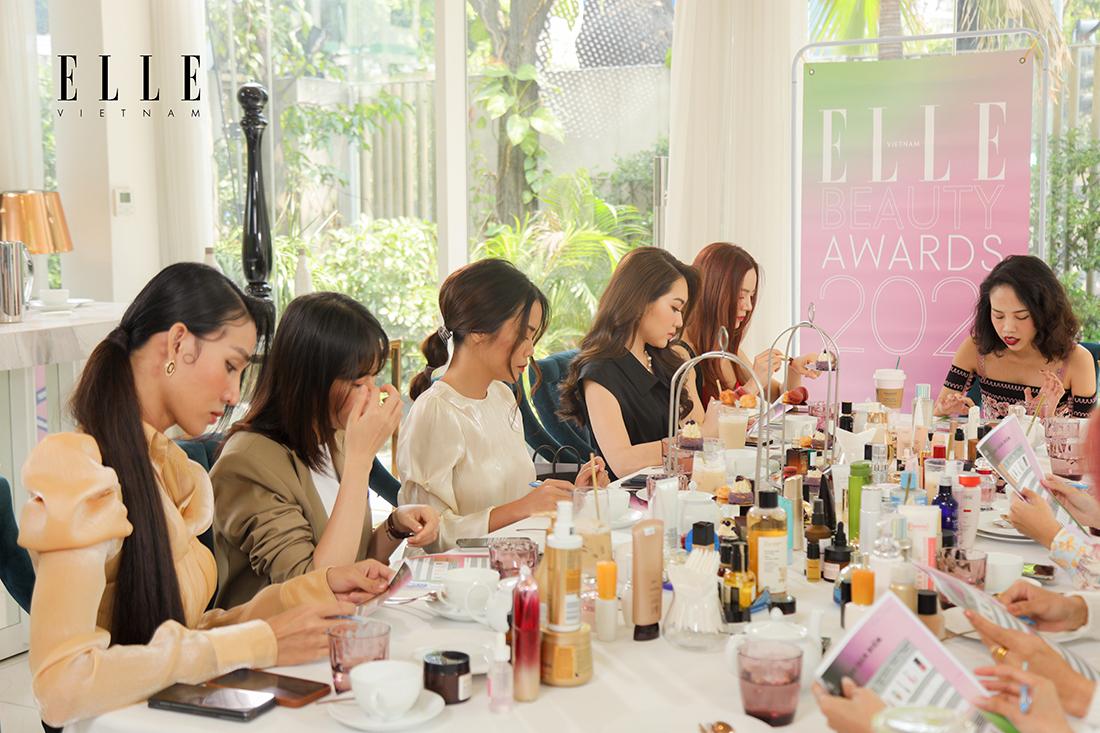 elle beauty awards 2021